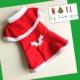 Rudolph Yılbaşı Köpek Elbisesi - Noel By Kemıque