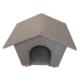 Lepus Küçük Irk Köpek Kulübesi 40*55*60 cm