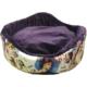 Lepus Peluş Kedi Köpek Yatağı Magazin Mor 18*52 cm