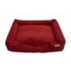 Lepus Soft Kırmızı Kedi Köpek Yatağı Small 40x25x55 cm