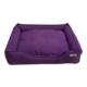 Lepus Soft Eflatun Köpek Yatağı Large 65x20x85 cm