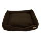 Lepus Soft Kahverengi Köpek Yatağı Large 65x20x85 cm