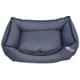Lepus Grey Su Geçirmez Köpek Yatağı Medium 50x65x20 cm