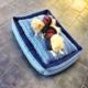 Kemique Okyanus Köpek Yatağı 2XL