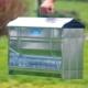 Vixpet Tavuk ve Güvercin Yemliği Sürgü Kapaklı 25 kg