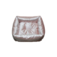 Smart Kare Puff Kedi Yatağı Pudra 55X55 Cm