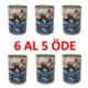Spirit Of Nature %75 Etli Tahılsız Balıklı Kedi Konservesi 415 Gr X 6 Adet