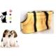 Pratik Buffer Köpek & Kedi Taşıma Çantası Sarı