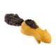 GiGwi 6447 Forestails Sarı Sincap Sesli-Sessiz Opsiyonlu