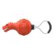 GiGwi 6478 Dinoball Portakal Dinazor Sesli Oyuncak