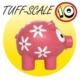 Tuffy Rugged Rubber Domuz Köpek Oyuncağı (Medium)