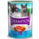 Champion 24 Adet Somonlu Kedi Konservesi