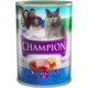 Champion 12 Adet Ton Balıklı Kedi Konservesi 415 Gr