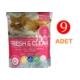 Fresh Clean Kristal Kedi Kumu 3,8 Lt 9 Adet