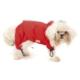 Croci Köpek Elbisesi Su Geçirmez Suit Redcurrant