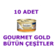 Purina Gourmet Gold 85 Gr ( 10 Adet ) Bütün Çeşitleri