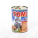 Tomi Somon Alabalıklı Kedi Konservesi 400 gr