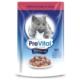 Prevital Erişkin Premium Biftek&Tavşan İn Gravy Kedi Pouch 100Gr