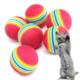 Luxury Paws Kedi Oyuncağı Top Pvc 3 'Lü