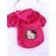 Cute Cat Pembe Köpek Sweatshırt - Tashlı By Kemique