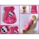 Pınk Skull Atlet - Summer T By Kemique - Köpek Kıyafeti - Köpek Elbisesi