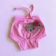 Pembe Fil - Kemique'S Secret - Köpek İç Çamaşırı - Regl Külot - Don
