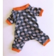 Hopidi - Summer Tulum By Kemique - Köpek Tulumu - Yazlık Köpek Kıyafeti - Köpek Elbisesi