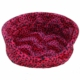Pet Style Oval Kedi Ve Köpek Yatağı No.3 50X60X21H Cm