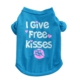 Patiland Free Kisses Tshirt
