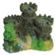 Chicos Akvarum İçin Dekoratif Kale 10,5X7X7,5 Cm