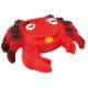 Latex Yengeç Figürlü Köpek Oyuncağı 12 Cm