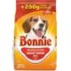 Bonnie Biftekli Yetişkin Kuru Köpek Maması 2,5 Kg + 250 Gr Bonus
