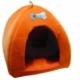 Puki Domes Üçgen Kedi Yuvası
