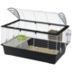 Ferplast Cage Casita 100 Tavşan Kafesi Beyaz Telli