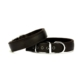 Doggie Polar Softlu Dokuma Boyun Tasması Siyah 3,0 X 55 cm