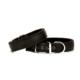 Doggie Polar Softlu Dokuma Boyun Tasması Siyah 3,0 X 65 cm