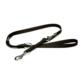 Doggie Dokuma Ayarlı Gezdirme Kayışı Siyah 2,0 X 190 cm
