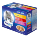 Prevital Erişkin Tavuk&Biftek&Tavşan Hindi Kedi jelly Pouch 100gr 12'li