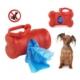 Pratik Köpeğiniz İçin Kaka Poşetliği Ve Yedek Poşet