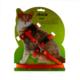 Astro Kedi Göğüs Tasması Turuncu