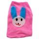 Tavşan Polar Köpek Kıyafeti Medium 30*48*38 cm