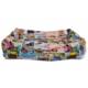 Lepus Arabalı Köpek Yatağı Large 65x20x85 cm