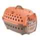 Stefanplast Tortora Küçük Köpek Ve Kedi Taşıma Çantası Somon 39X42X59H Cm