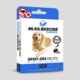 Max Biocide Büyük Köpekler İçin Bitkisel Dış Parazit Damlası (Margosa) 3X3Ml
