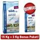Bosch Kuzu Etli Ve Pirinçli Yavru Kuru Köpek Maması 15 Kg + 3 Kg