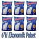 Kitty Sand Silica Kedi Kumu 6´Li Ekonomik Paket 6 X 3.8Lt
