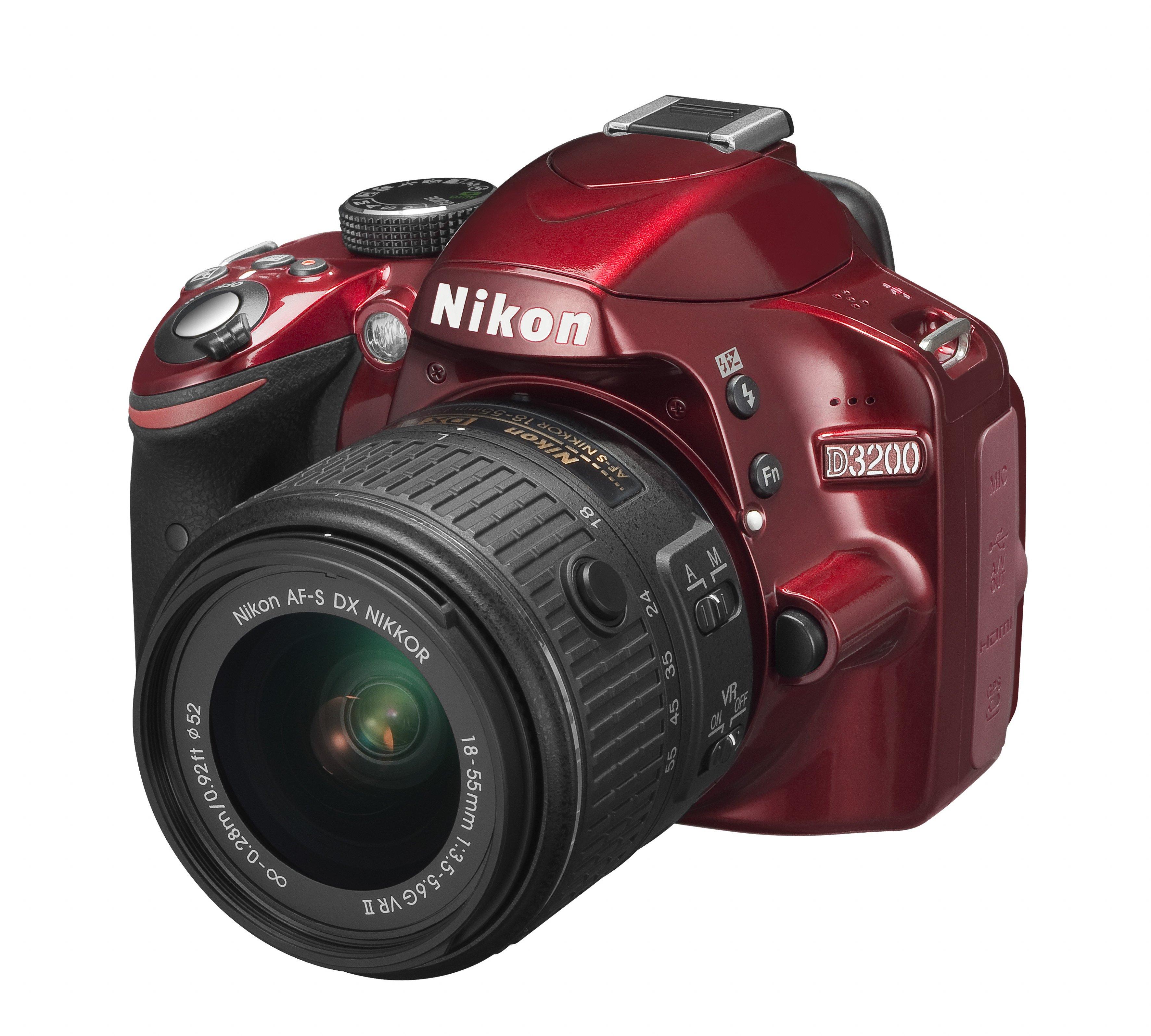 Camara fotografica nikon d3200 50