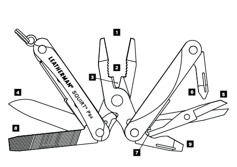 Squirt® PS4 Araçları