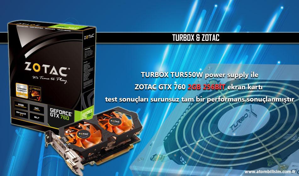 Turbox TUR550