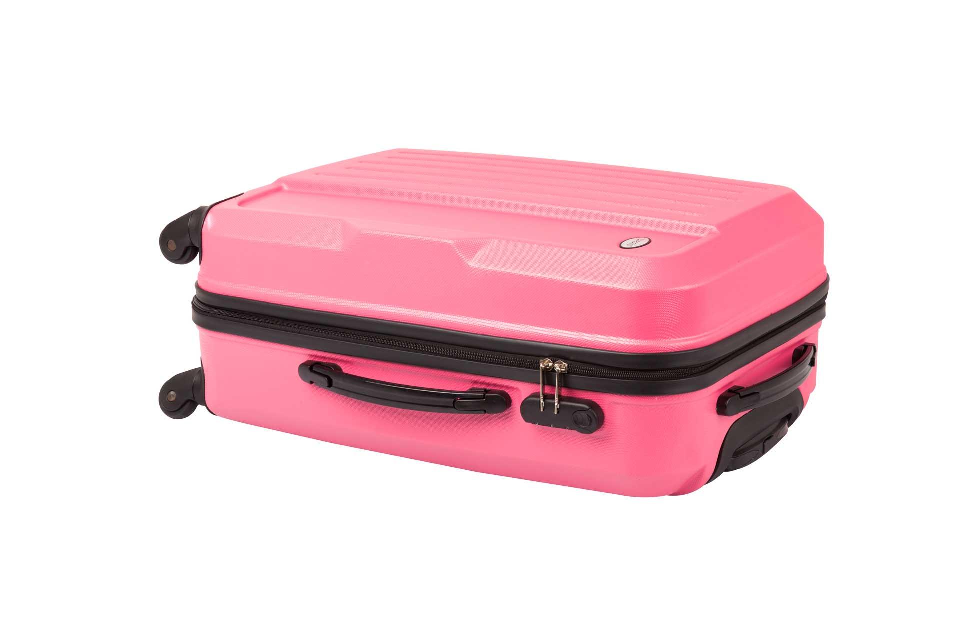 bf05f484332a6 Wexta Pembe 2li Valiz Seti Kabin & Orta Boy Fiyatı